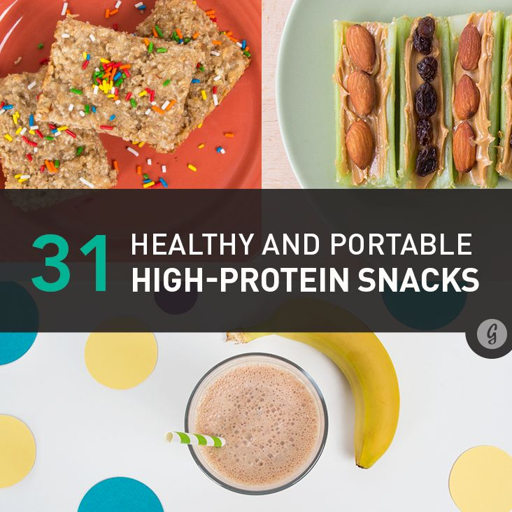 Protein snacks are the perfect way to fill up just enough, and give us longer-lasting energy than the usual, carb-heavy options.