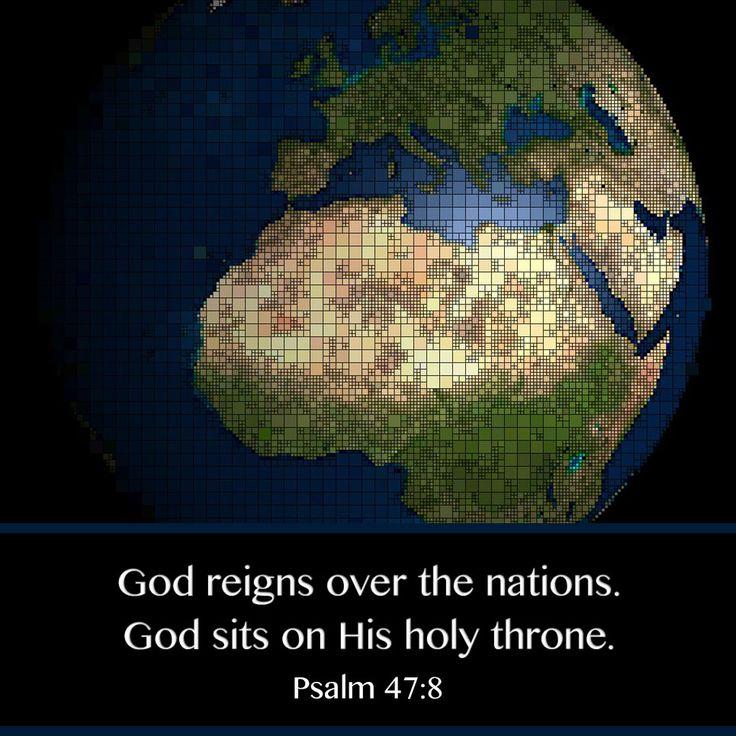 Psalm 47:8