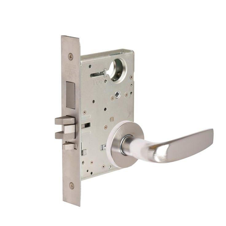 Corbin Russwin Ml2072csalc Polished Chrome Mortise Lock Locker Storage