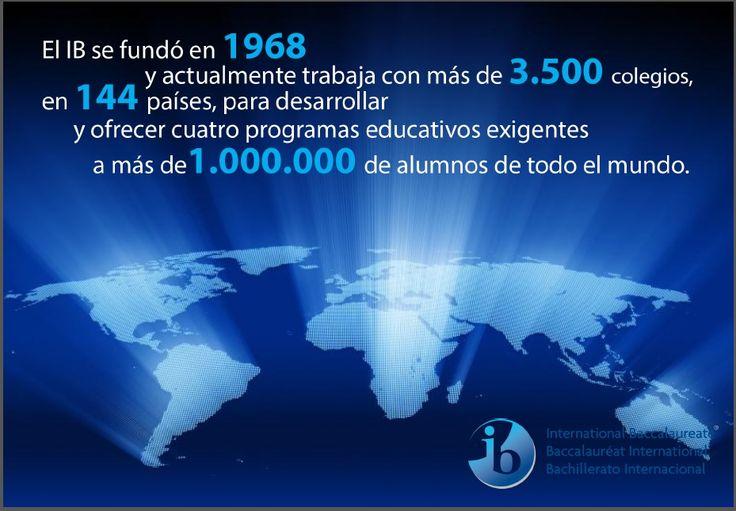 #ColegioElCamino #IB