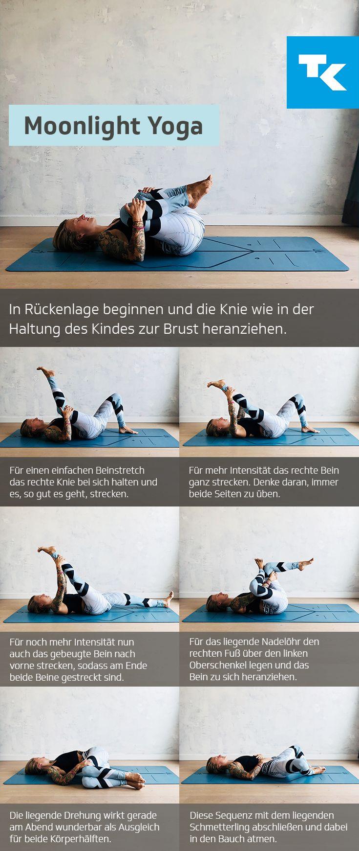 Zu müde, keine Zeit, langweilig – die Menge an Ausreden, nicht Yoga zu praktizieren, … – TK | Life Balance