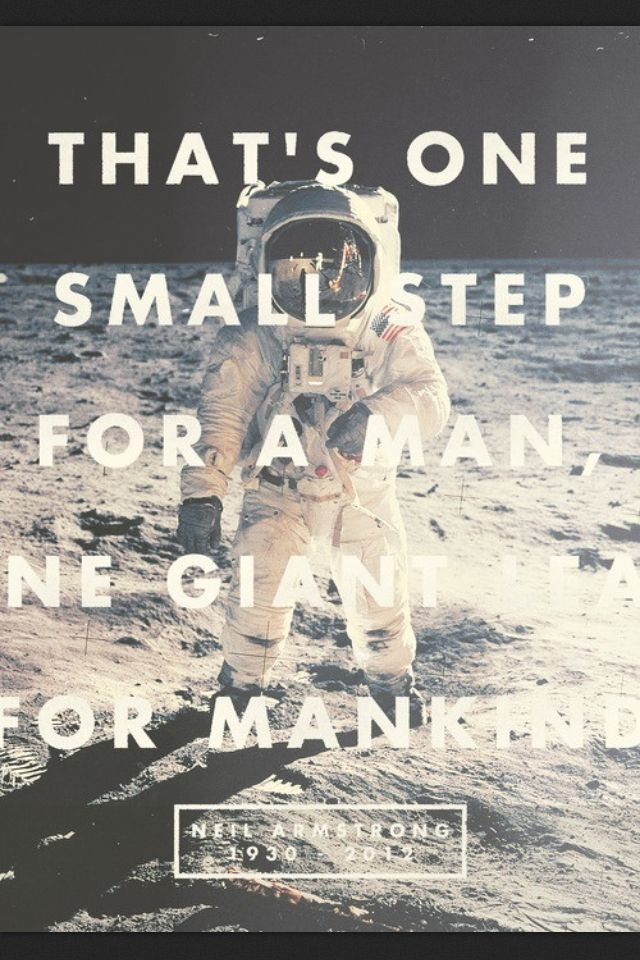 Armstrong Quotes. QuotesGram