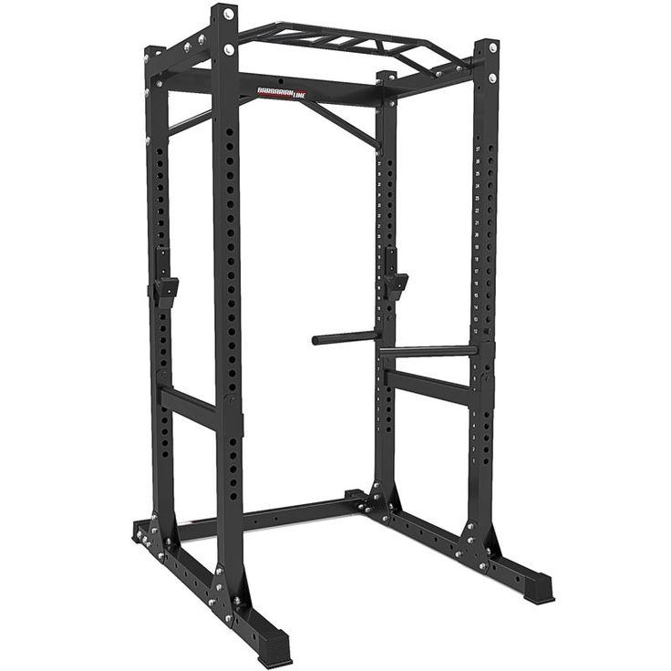 Barbarian power cage rack zertifizierte