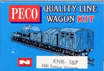 KNR-167 10ft Tank wagon kit £4