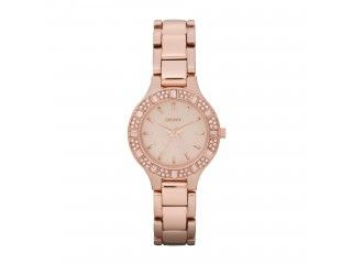 The DKNY Ladies Rose Gold Watch Model- NY8486 is the perfect timepiece for any occasion. #DKNY #watches #rpsegold #rose
