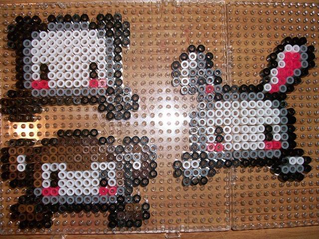 Animales por dragonsilverwriter   Pixel Art con Hama Beads (beta)