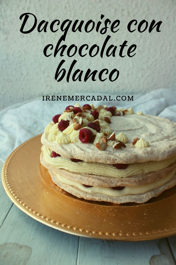 Tapas, Dacquoise, Delicious Desserts, Menu, Candy, Breakfast, Food, Torte Recipe, Sweet And Saltines