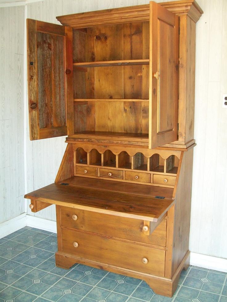 Small Secretary Desk