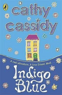 Indigo Blue by Cathy Cassidy