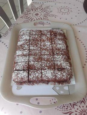 Mon gâteau au chocolat fondant hyper moelleux