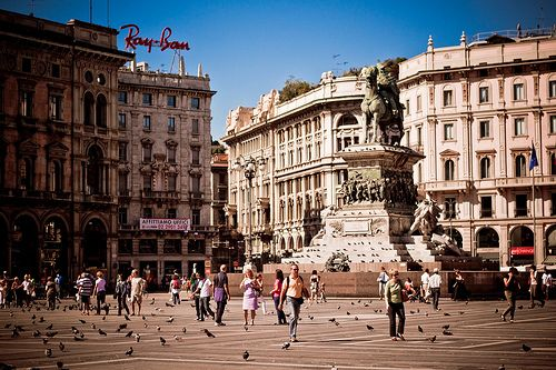 Silvester in Mailand, 3 Nächte, 4* Hotel, Flug um € 203,34