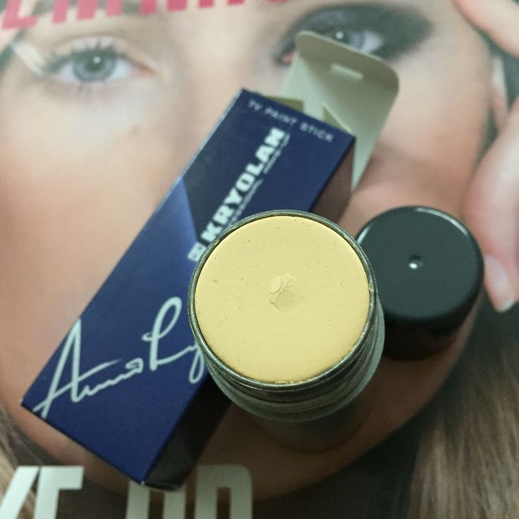KRYOLAN TV PAINT STICK IN F1: Amazing full coverage foundation for yellow-toned skin. Good for NC25-30 or medium/tanned skin tones. Absolutely love this for days when my makeup is on for long hours or photography is involved. Not a paid review, just sharing my love for a great product. Not for everyday wear though. Totally recommend it.