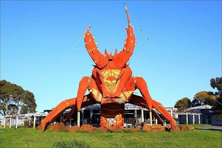 Big Lobster, Kingston, South Australia