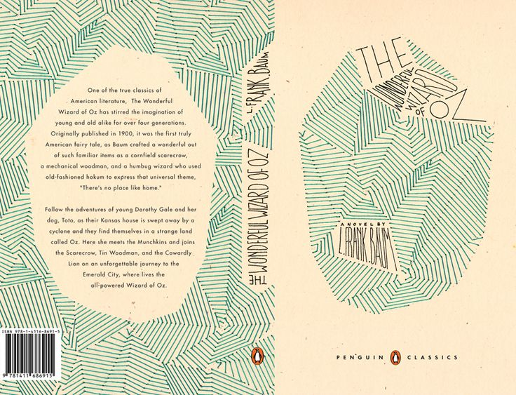 Amelia Adysaputra's cover for The Wonderful Wizard of Oz