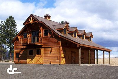 153 best images about barn with a view on pinterest barn for Barn builders oregon