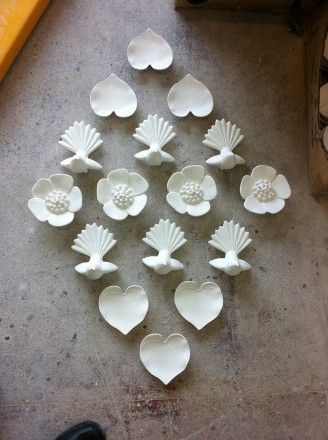 <p>Starting with the bisque</p> - Steiner Ceramics NZ