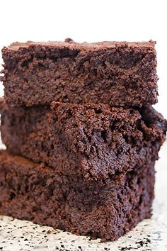 Easy low carb brownies