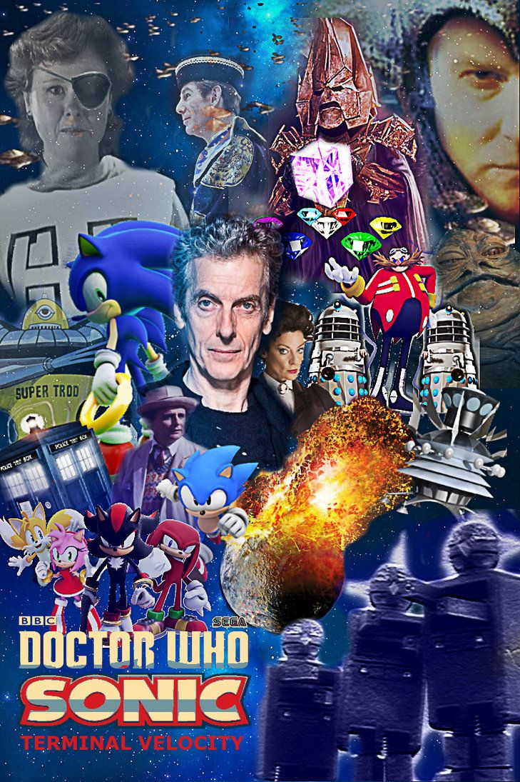 Doctor Who / Sonic the Hedgehog - Terminal Velocity