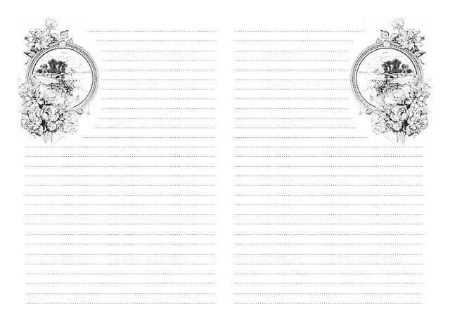 скрапбукинг pinterest блокнот страницы разлиновка - Поиск в Google