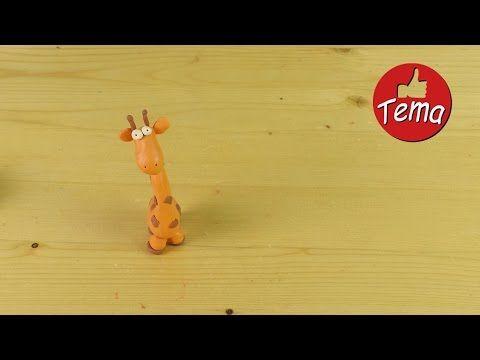 Лепка из пластилина для детей 4 лет Sculpting Process Sculpt animals