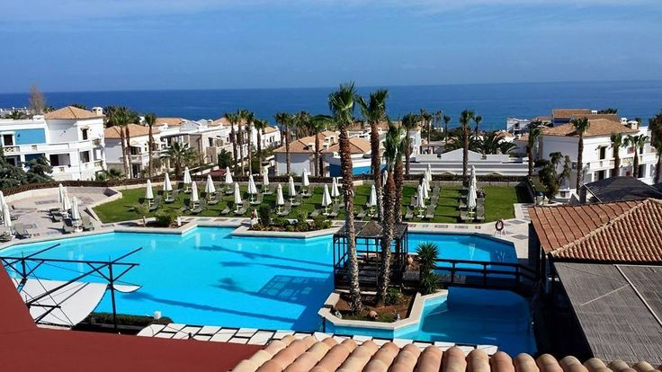 #View to the Aegean. #Sea for yourself @Aldemar Royal Mare http://bit.ly/Sq0PSV #senses