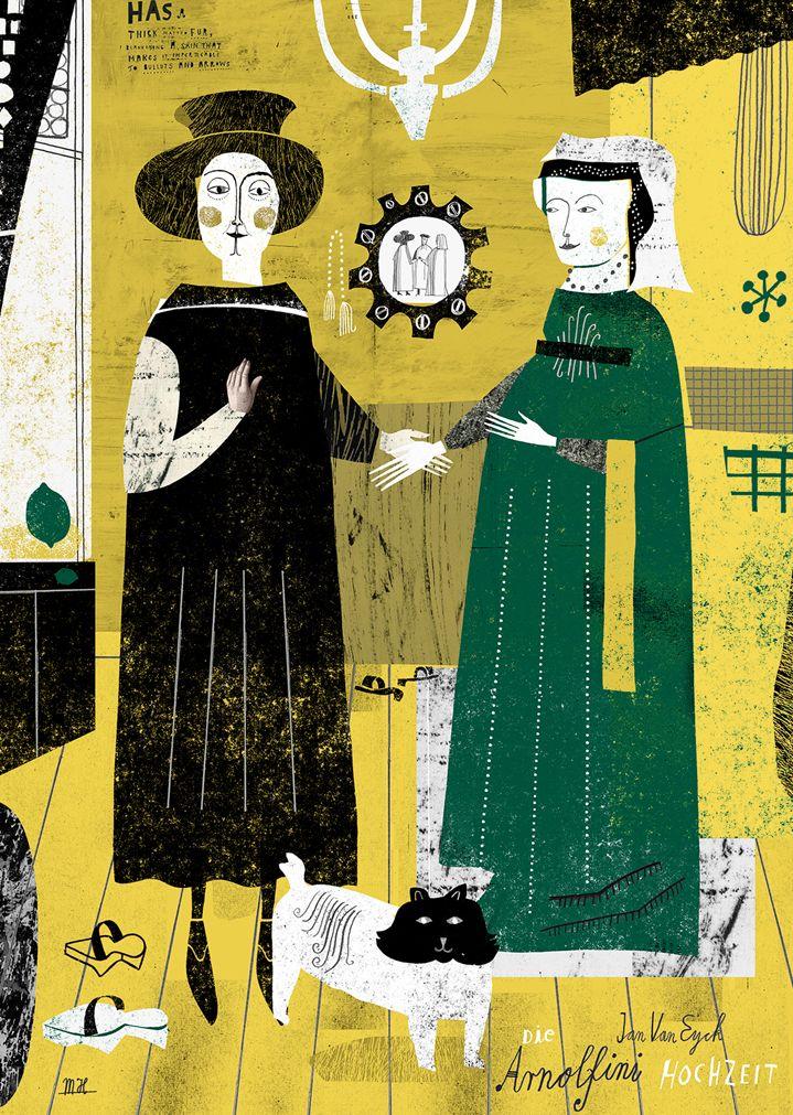 Martin Haake   Illustrators   Central Illustration Agency