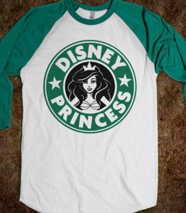 Disney Princess shirt!