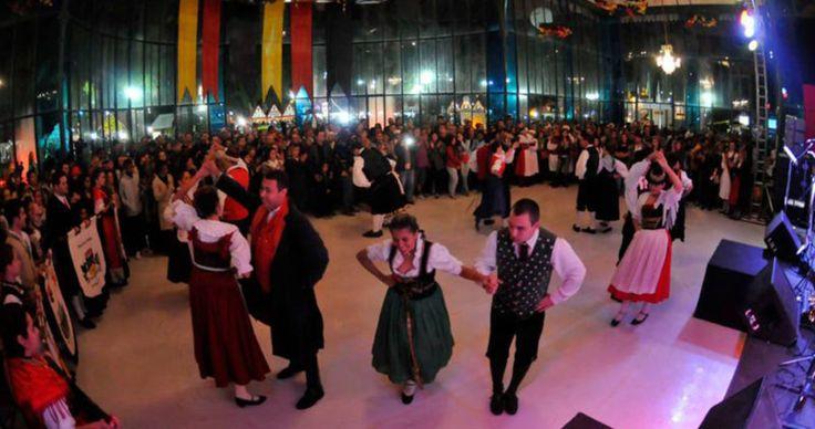 Festa do Colono Alemão Bauernfest