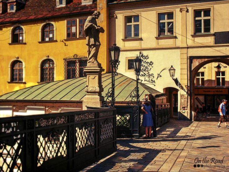 Michalská brána in Bratislava