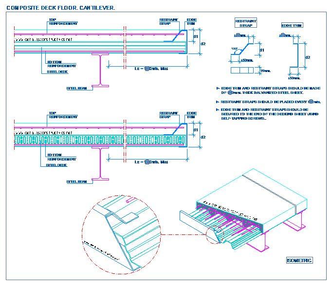 steel deck | detallesconstructivos.net