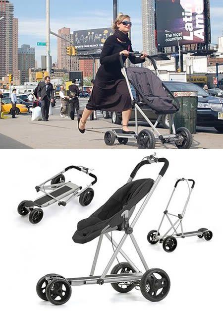 Ponte en forma mientras paseas a tu bebé... / Get in shape while you walk your baby...