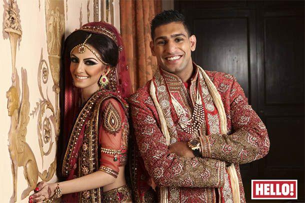 Amir Khan announces on Twitter wife Faryal Makhdoom pregnant - hellomagazine.com