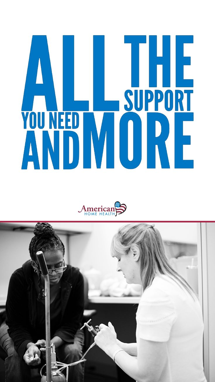 All the support you need and more homecare nursing