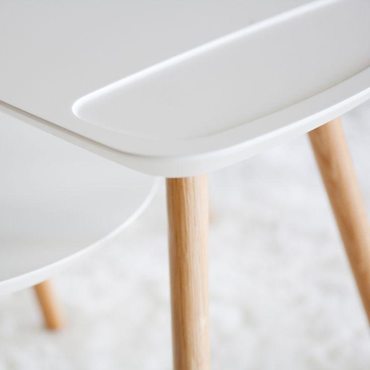 Yksin tai yhdessä Malli: Diva sohvapöytä Useita koko- ja värivaihtoehtoja Jälleenmyyjä: Isku-liikkeet  #pohjanmaan #pohjanmaankaluste #käsintehty