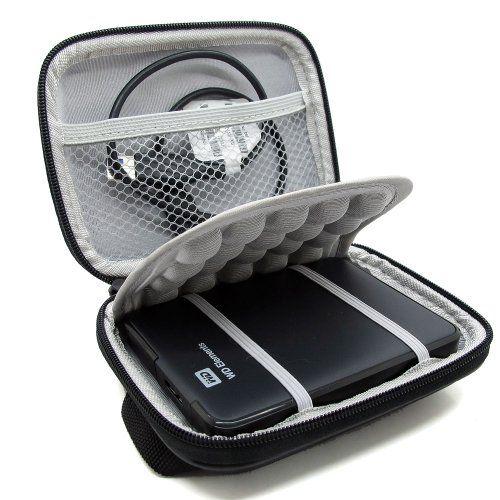 """Markstore(TM) Antichoc dur Noir Housse de protection Housse et étui pour 2.5 """"WD Western Digital Elements externe External Portable My Passport Essential HDD/Samsung M3/Toshiba Stor.E Basics/Seagate Backup Plus Slim USB3.0 1TB 2TB Portable Disque dur externe portable Markstore http://www.amazon.fr/dp/B00J7JWSQO/ref=cm_sw_r_pi_dp_Onuhwb1PV56ZP"""