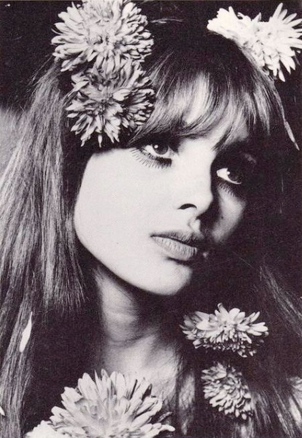 madeline smith for biba, 1967