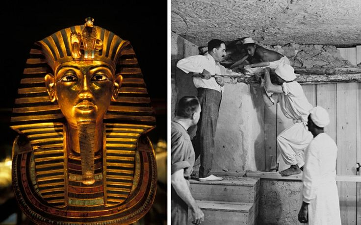 King Tut Tomb Discovery: Safari And Archaeology