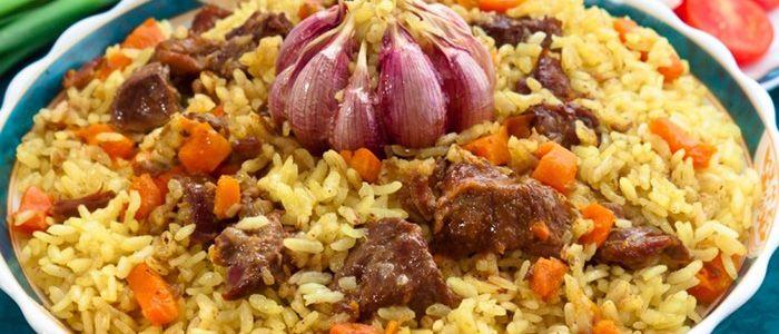 Плов.  Ингредиенты: Мясо, идеально – баранина, еще идеальнее – жирная 1 кг;  Лук репка – 0,5 кг;  Морковь -  0,5 кг; Рис круглый – 300 мл; Чеснок – 1 головка; Зира; масло растительное в случае нежирного мяса  Приготовление...