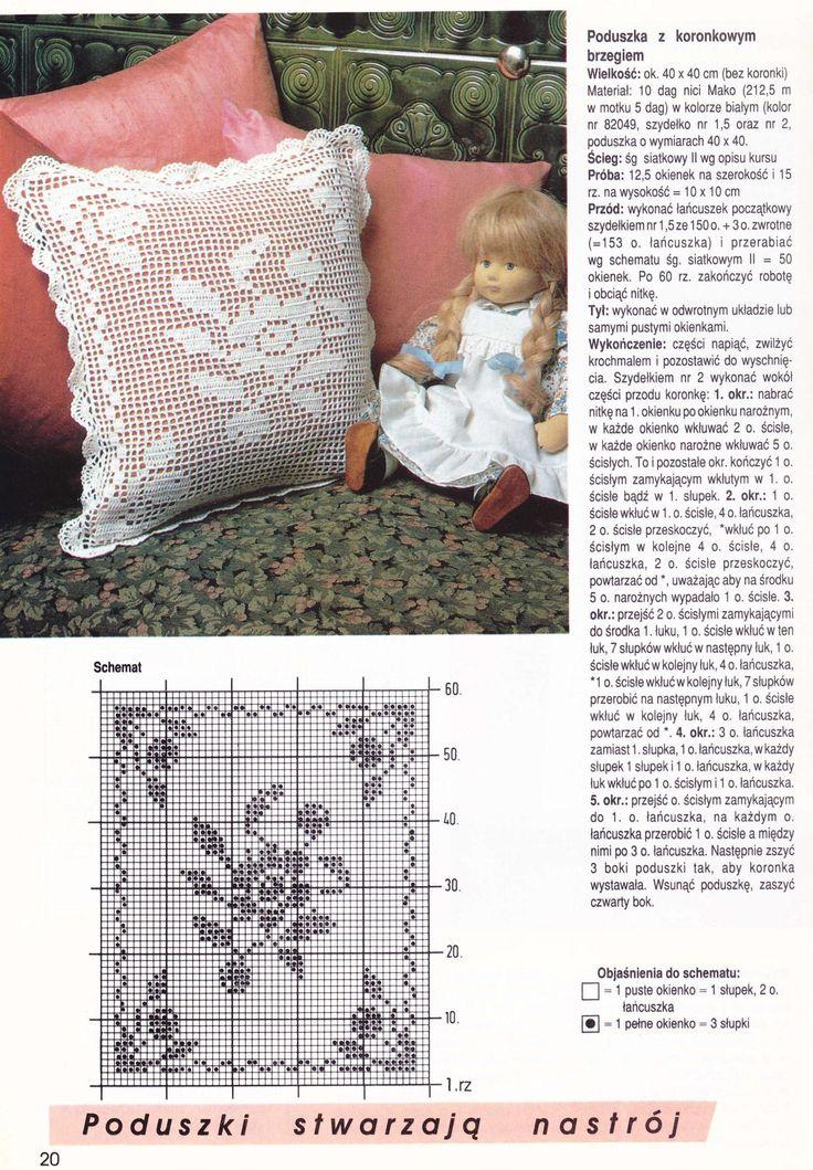 Vistoso Filete Creador De Patrones De Ganchillo Foto - Manta de ...