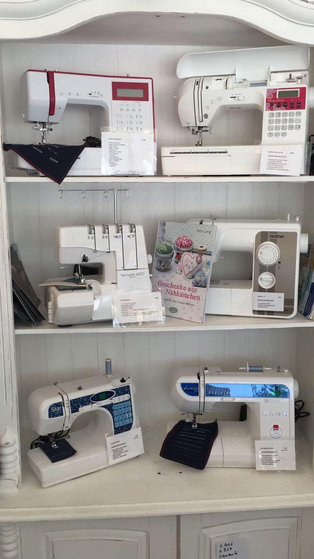 Luxury Stoffe Wolle N hmaschinen und Kurzwaren in der KomMode unseren Gesch ften in Bergisch Gladbach Olpe und N mbrecht kaufen