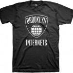 Brooklyn Internets, T-Shirt Parody of The Brooklyn Nets Basketball Team