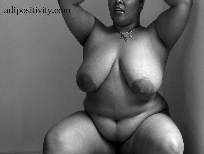 Black Fat Nude Women 111