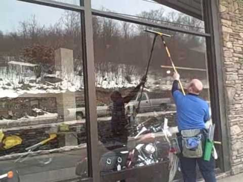 Fastest Squeegee Method