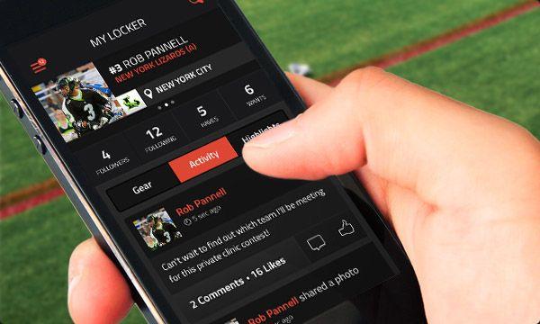 TheLocker: Mobile & Web App on Behance