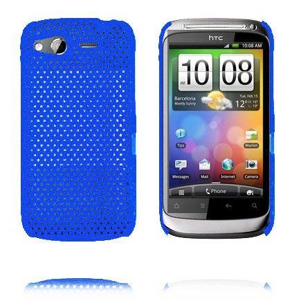 Atomic (Lyseblå) HTC Desire S Cover