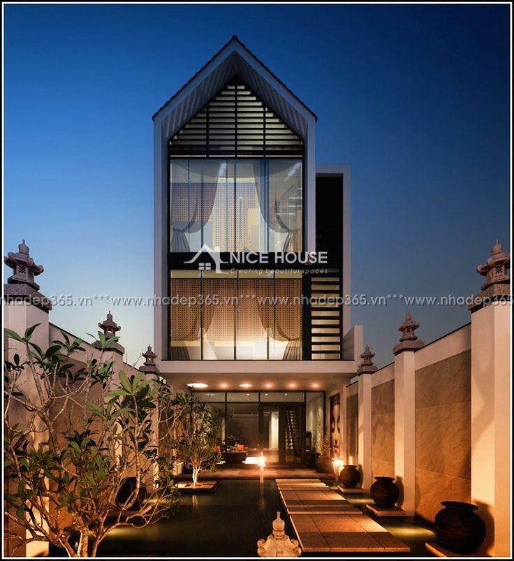 Những mẫu thiết kế nhà phố đẹp từ phong cách cổ điến đến hiện đại làm hài lòng nhiều gia đình Việt được thiết kế bởi đội ngũ kiến trúc sư kinh nghiệm chuyên nghiệp. Thiết kế nhà phố đòi hỏi người kiến trúc sư phải thật khéo léo bố trí sắp đặt chia các phòng, cầu thang, không gian hợp lý...Thiết kế nhà phố là loại hình kiến trúc phổ biến nhất hiện nay, đó là không gian kiến trúc phục vụ cho đời sống sinh hoạt và gia đình con người, nhằm bảo vệ con người khỏi những tác động của thiên nhiên…