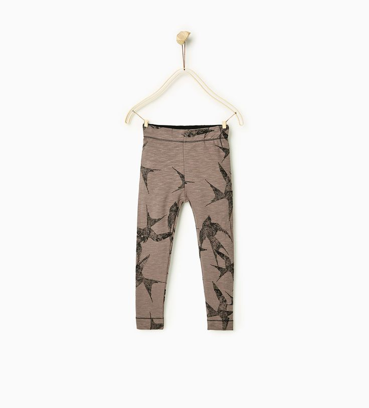 ZARA - KIDS - Printed leggings