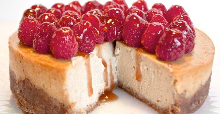 Vegan Cheesecake - Nutrition Studies Plant-Based Recipes