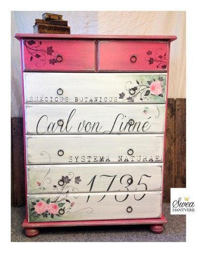 Painted Dressers using American Paint Company's All Natural Chalk and Clay Paint - American Paint Company