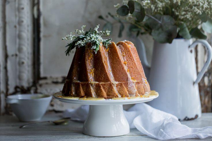 Blood Orange & Olive Oil Cake | Cygnet Kitchen